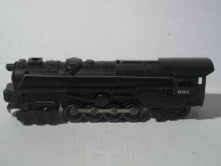 Lionel Postwar Big 6 8 6 Turbine Steam Engine Locomotive No 681 Train