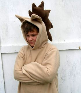 My Little Pony Custom Hoodie Jacket Dr Whooves MLP FIM Cosplay Doctor Halloween