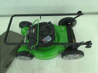 scotts push lawn mower manual