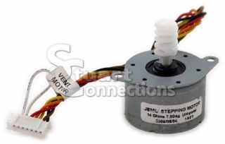 Dell Alienware Area 51 ALX Active Vent Replacement Stepping Motor J835L