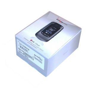 New LG Clout VX8370 Verizon Music Player Camera Flip Phone