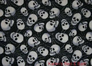 Pirates Skulls Skateboarder Biker Glitter Sparkle Party Black Sparkle Valance