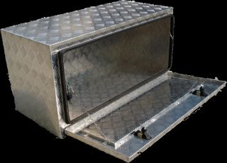 """36"""" Aluminum Underbody Truck Tool Box Trailer Flatbed"""