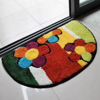 """24""""x17"""" Doormat Floor Mat Rug Mats Pad Carpets Coir Home Decor Door Welcome Mat"""