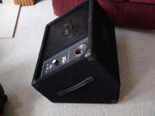 Peavey 112M Monitor Stage Floor Monitor 250 Watts Very Nice