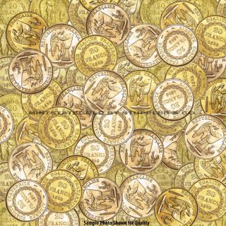 Lot of 100 BU 20 Franc French Angels Gold Coins 1876 1898 Brilliant Uncirculated