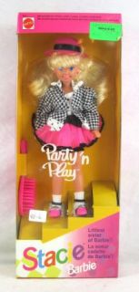 Party N Play Stacie Doll RARE Foreign Issue