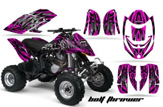 Can Am DS650 Bombardier Graphics Kit DS650X Decals Stickers BTP