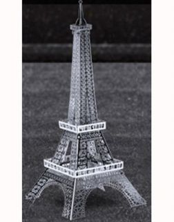Fascinations Metal Earth 3D Laser Cut Model Eiffel Tower