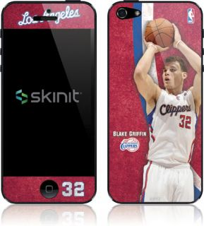 Skinit Los Angeles Clippers Blake Griffin 32 Action Shot Skin for Apple iPhone 5