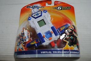 Hasbro Battle B Daman Handheld Virtual Tournament 6 Events LCD Direct Hit Games