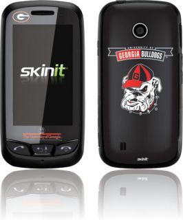 Skinit University of Georgia Bulldogs Skin for LG Cosmos Touch