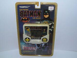 New Vintage Tiger Electronics Batman Joker Hand Held LCD Game DC Comics 7 799