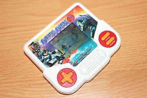 Mega Man 3 Tiger Electronic LCD Handheld Game NES Capcom 1988 w Battery Cover