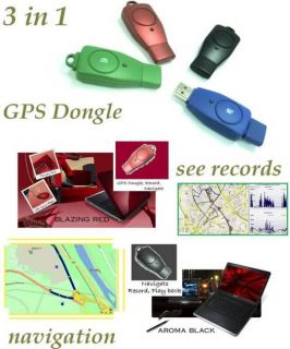 Receptor GPS USB Receiver Coche Portatil Adaptador Photo Tagger Data Logger ★