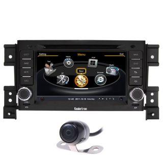 Head Unit Auto Radio Car DVD Navigation GPS for 2005 2011 Suzuki Grand Vitara