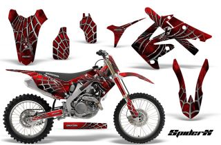 Honda CRF 250 10 12 CRF450 09 12 Graphics Kit Decals Stickers SXRWNP