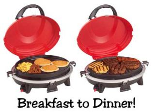 New Coleman Grill Camp Stove Skillet Griddle Pot Warmer