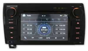 07 08 09 2010 2011 Toyota Tundra GPS Navigation Radio DVD LCD Touch Screen Unit
