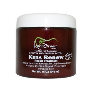 Keragreen Kera Renew Keratin Hair Treatment