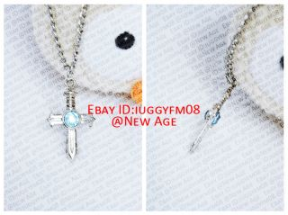 Fairy Tail Gray Fullbuster Necklace Cosplay