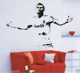 Real Madrid Wall Sticker