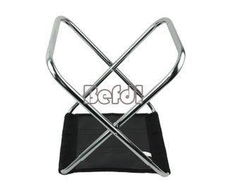 Potable Folding Stool Pocket Chair Seat Outdoor Fishing Equipment Camping BF00