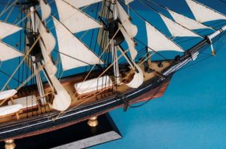 """Cutty Sark Limited 15"""" Wooden Model Tall SHIP Tall SHIP Model"""