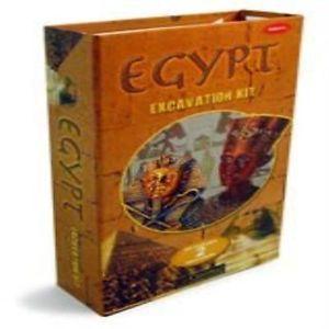 Geocentral Excavation Dig Kit Egypt Toy Gift Kids Learning Children Education