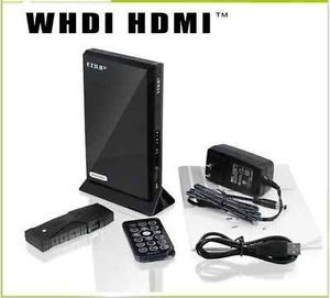 5g 1080p Wireless HDMI Transmitter Receiver Kit PC Notebook to HD TV Projector