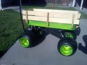how to build a lowrider radio flyer wagon