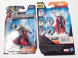 """The Avengers Thor 2 5"""" Figure Figurine Toy Kids Marvel Movie Series"""