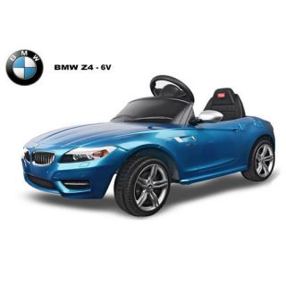 BMW License Ride on Toys Kids Remote Control Car Power Wheel Key Lights 2014