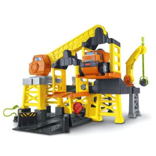 New FisherPrice Big Action Construction Site w Remote Control Kids Preschool Toy