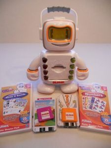 Alphie The Learning Electronic Talking Robot Childrens Toy by Playskool