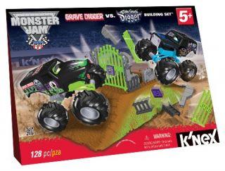 New Monster Jam Monster Jam Grave Digger vs Son UVA Digger