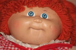 1985 Vintage Antique Nostalgic Cabbage Patch Kids Collectible Doll