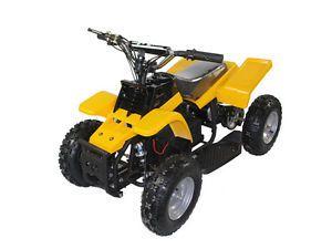 Kids Ride on Toy Mini Dirt Quad ATV 4 Wheeler Battery Powered 36V Electric Sale
