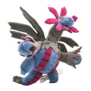 "5"" New Hydreigon Pokemon Soft Plush Toy Doll PC1776"