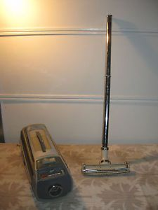 Electrolux Model 1505 Silverado Canister Vacuum Cleaner with Wand Head Works