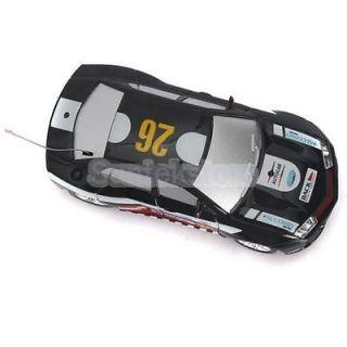 Fashional Brand Mini RC Radio Remote Control Racing Car Toy Vehicles Black 1 67