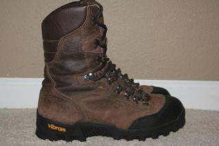 Danner GTX 600 Gram Insulated Waterproof Hunting Boots Work 48152 D Men's 11