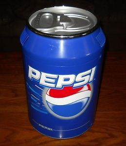 New Pepsi Can Thermoelectric Cooler Warmer Home Auto