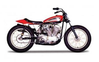 Maisto Harley Davidson Diecast Motorcycle 1 18 Scale 1972 XR750 Racing Bike s 30