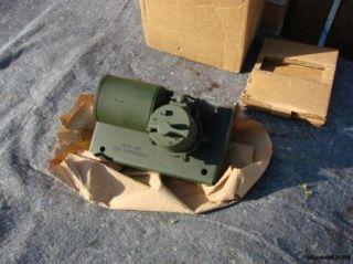Military Truck M151 Mutt A2 Jeep Electric Windshield Wiper Motor New