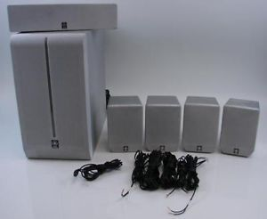 Yamaha Surround Sound Speaker System Home Theater SW P270 NX C270 NX E270 Sub