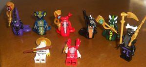 Lego Ninjago Minifigures Garmadon
