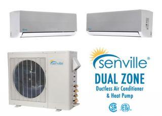 LG Mini Split 12000 BTU Heating and Cooling Mini Split Air Conditioner LS120HYV