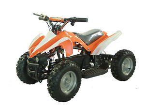 Kids Ride on Toy Mini Dirt Quad ATV 4 Wheeler Battery Powered 36V Electric