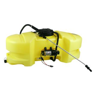 Scorpion SC15 Ssecns 15 Gallon 1 0 GPM 12V Diaphragm Pump Economy Spot Sprayer